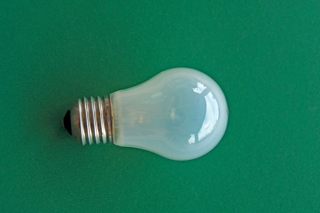 bulb, object, light